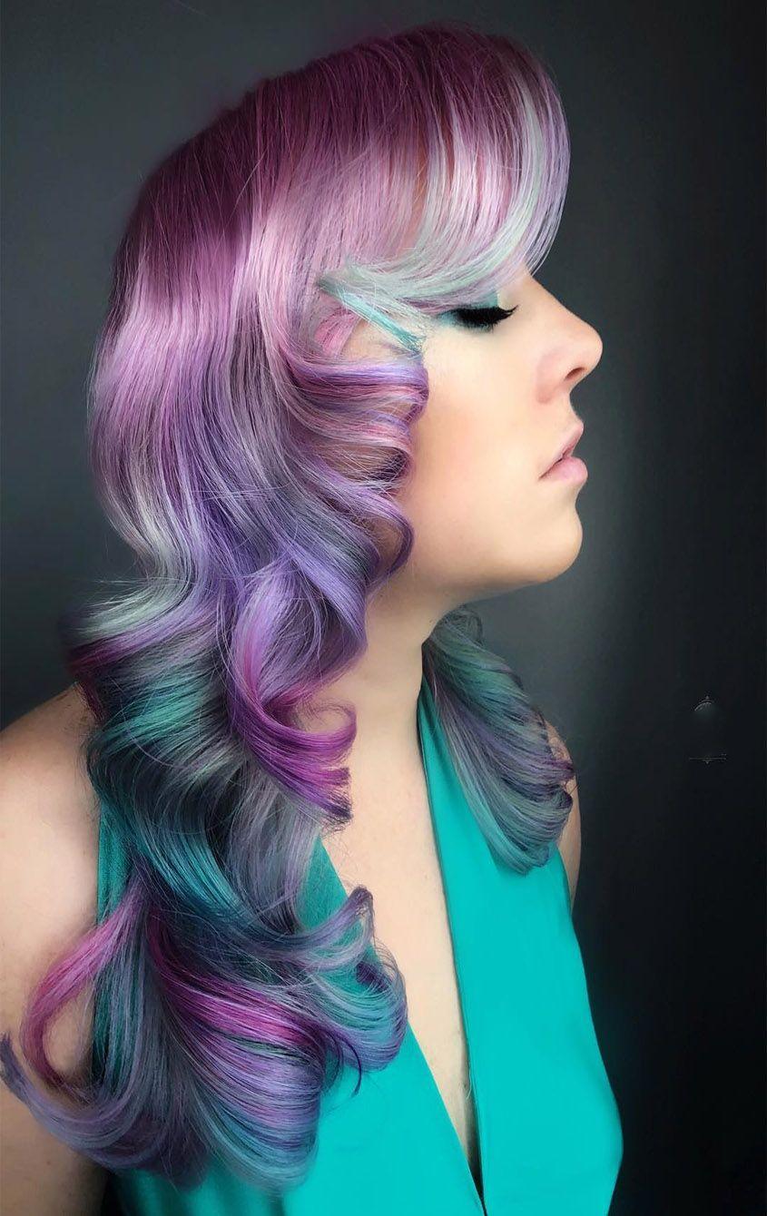 Beautiful Summer Hair Color Ideas 2019 Summer hair color