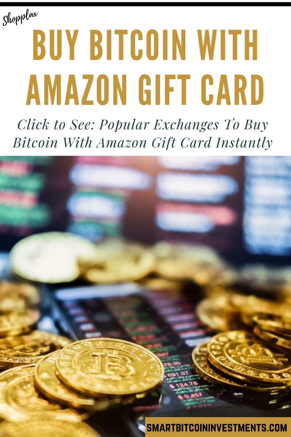Buy Amazon Gift Card Using Btc