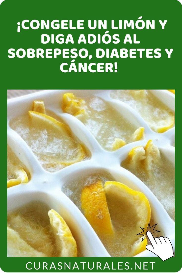 congelador de recetas de diabetes