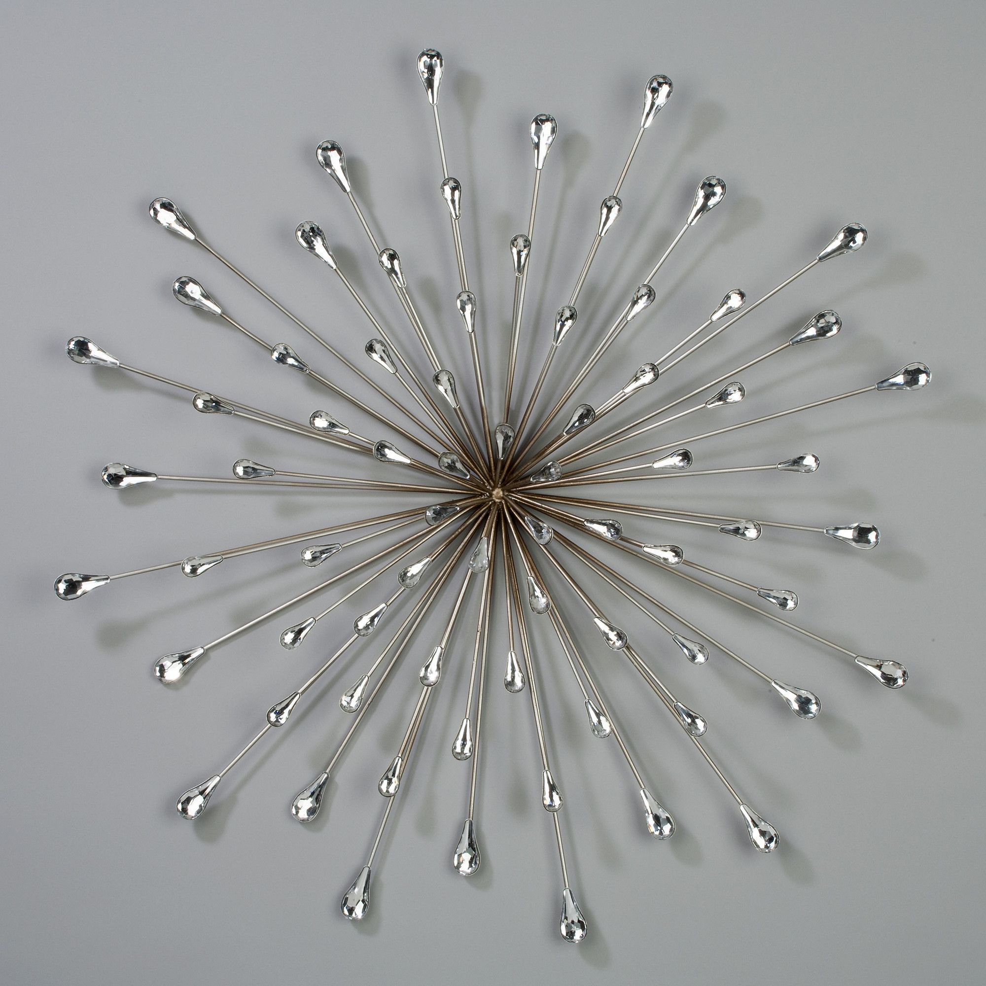 Tripar Starburst Metal Wall Decor Amp Reviews Wayfair
