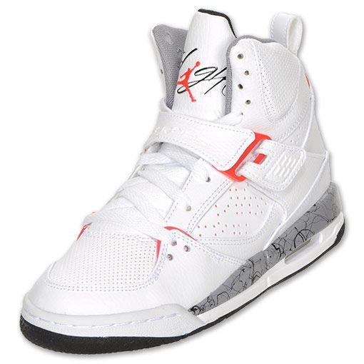 Air Jordans Vol 45 Salle Blanche