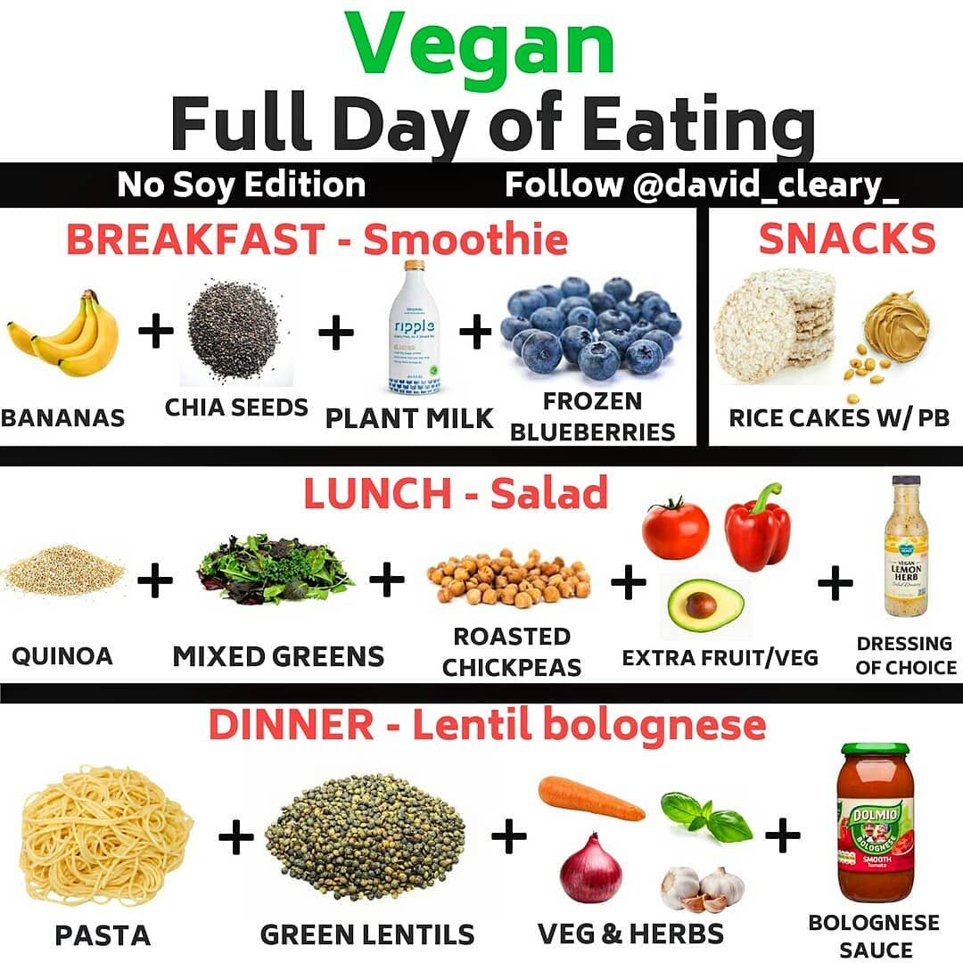 David Cleary Vegan Coach On Instagram No Soy Edition Of My Vegan Full Day Of Eating 3 Vegan Meal Plans Vegan Meal Prep Vegetarian Bodybuilding Meal Plan