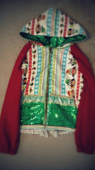 Cute Ugly Christmas Sweater Using Simplicity Pattern Its Sew Easy