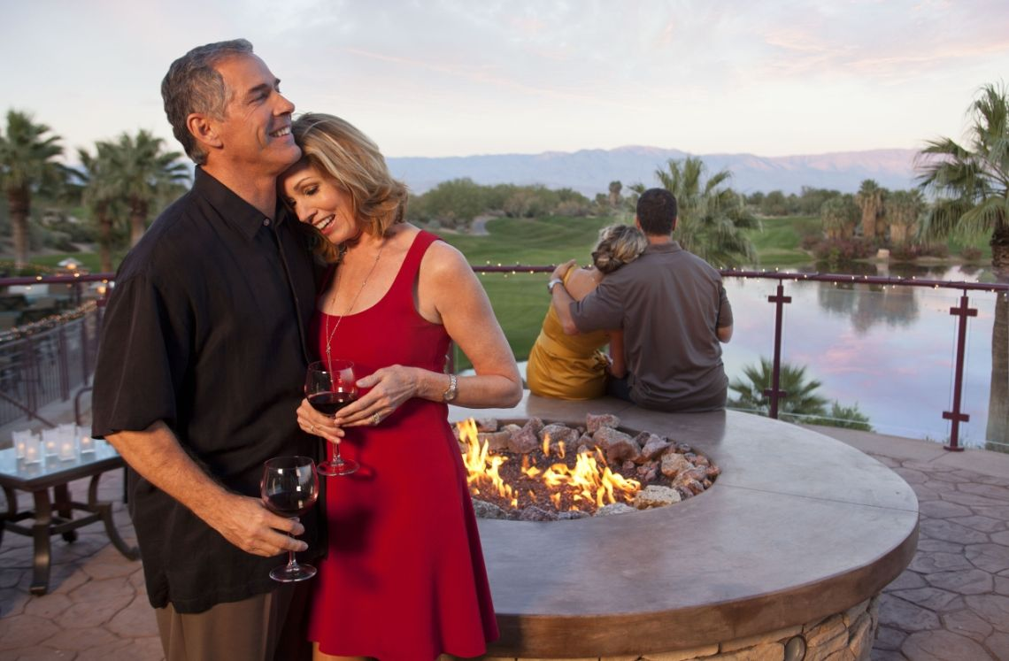 Perfect Pairings Wine Dinner At The Terrace At Desert Willow Golf Resort March 22 2019 Wine Dinner Wine Pairing Fire Roasted