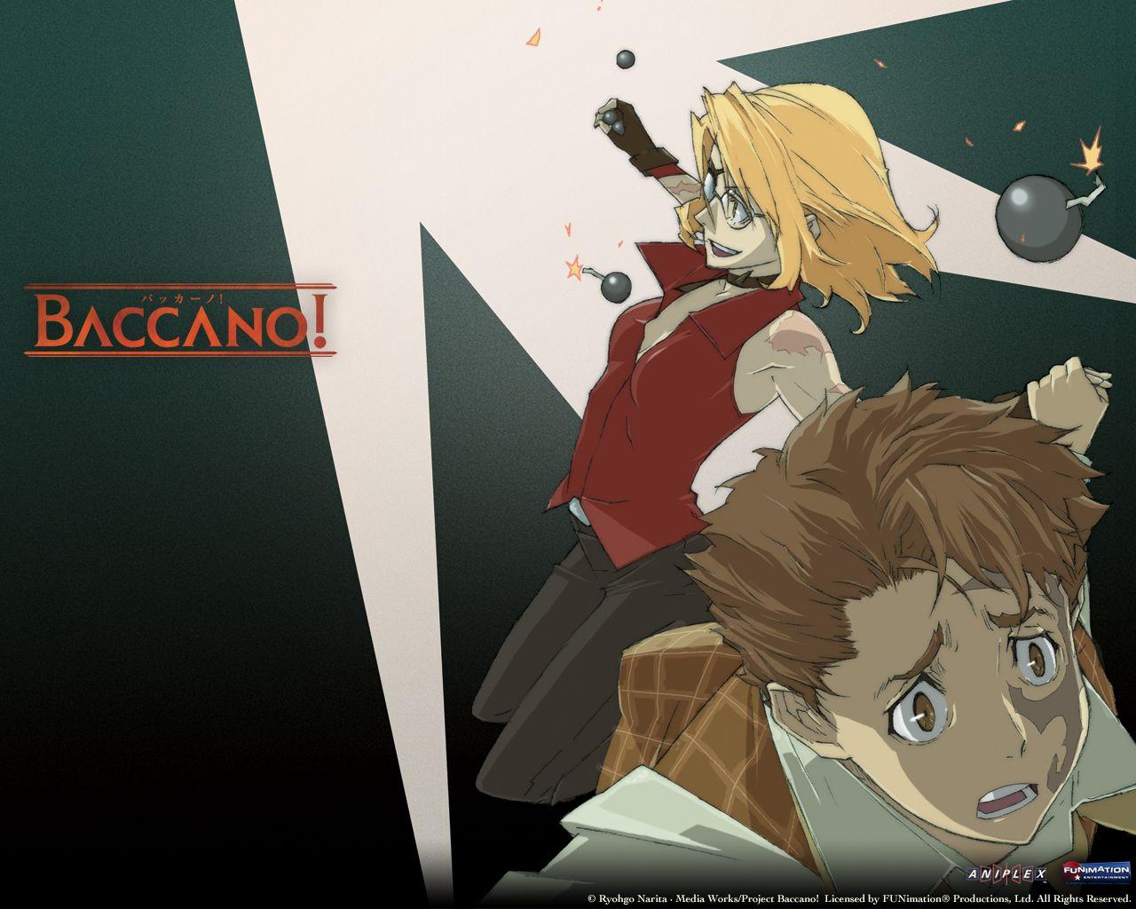 Jacuzzi Splot.Baccano Jacuzzi Splot Nice Holystone Anime High