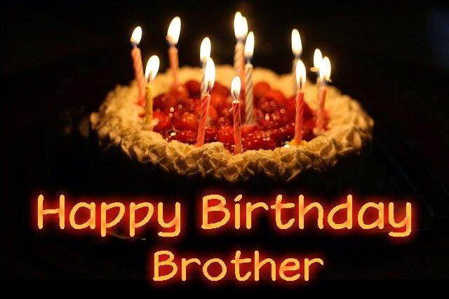 Happy Birthday Brother Quotes And SMS