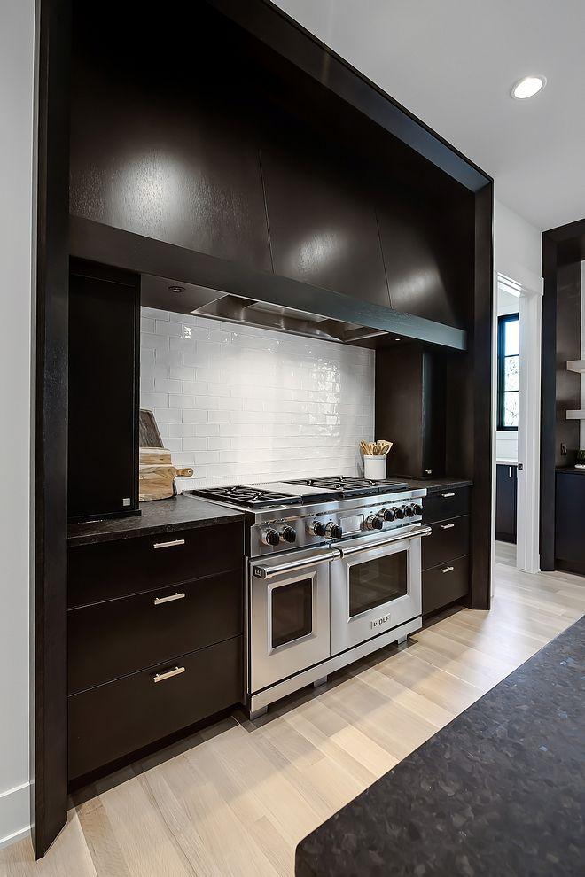 Stain Kitchen Cabinets Dark