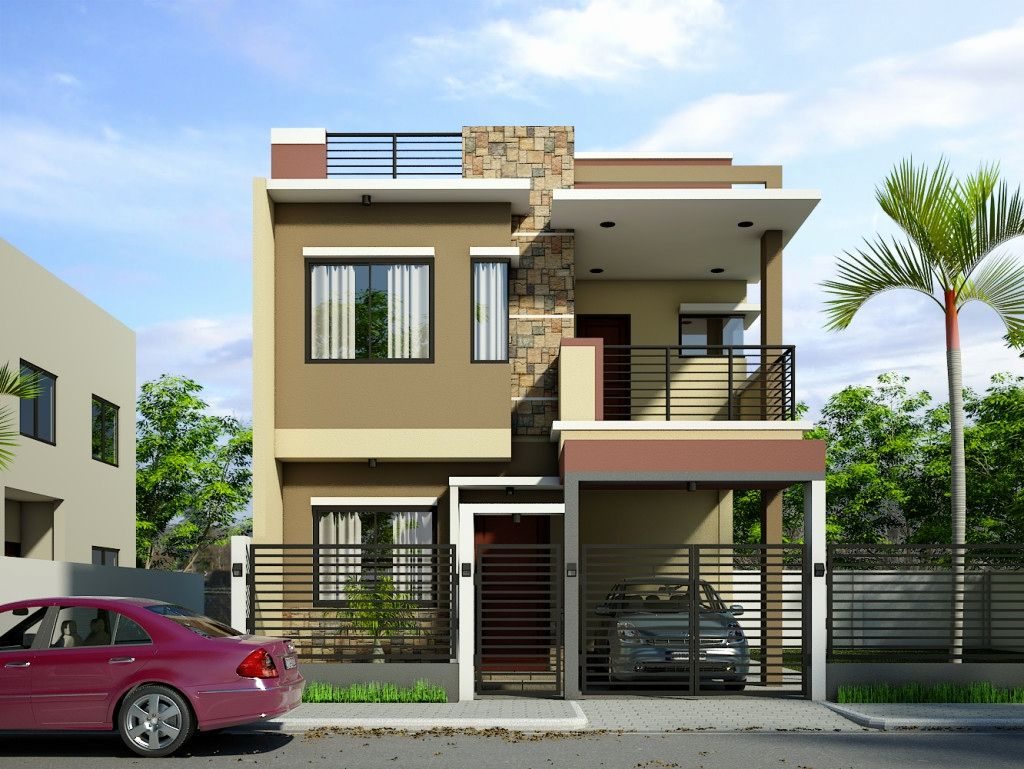Two Story House Design Photos Awesome Captivating Ideas Storey 2 Residential Electrical Plan Modern Designs