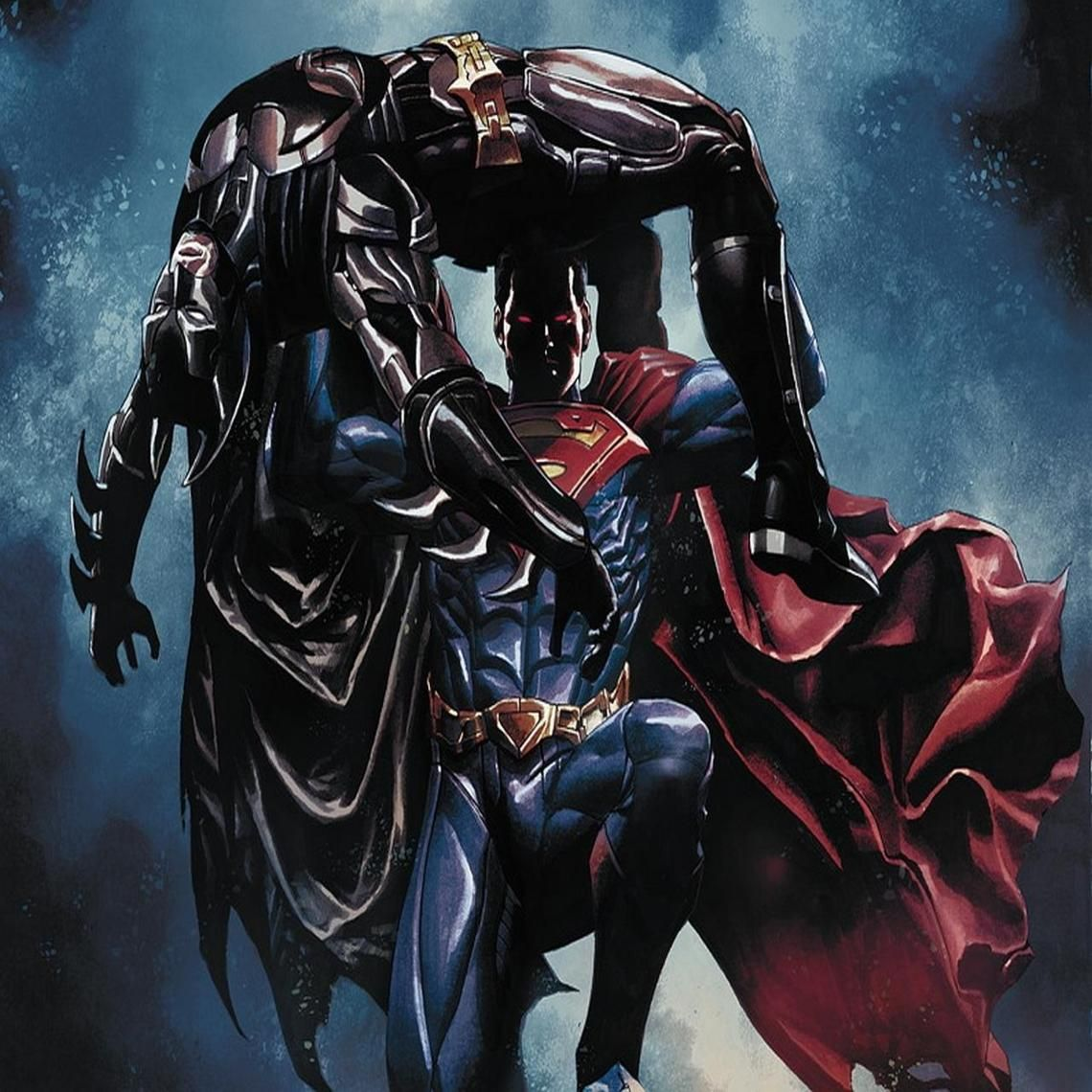 Superman Injustice Batman Vs Superman Batman