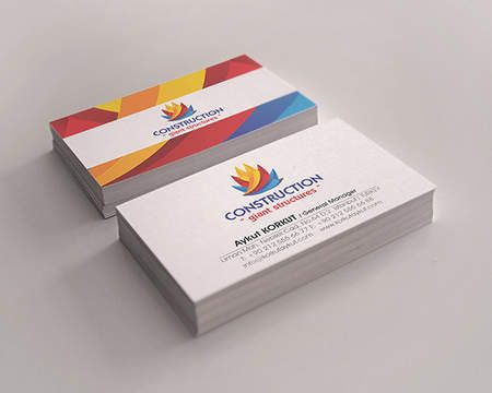 Creative Business Card By Aykutkorkut