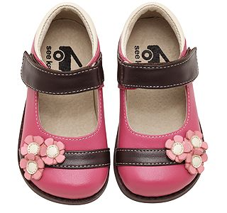 Nina Pink...1 left since the blog was published this afternoon. Size 9!