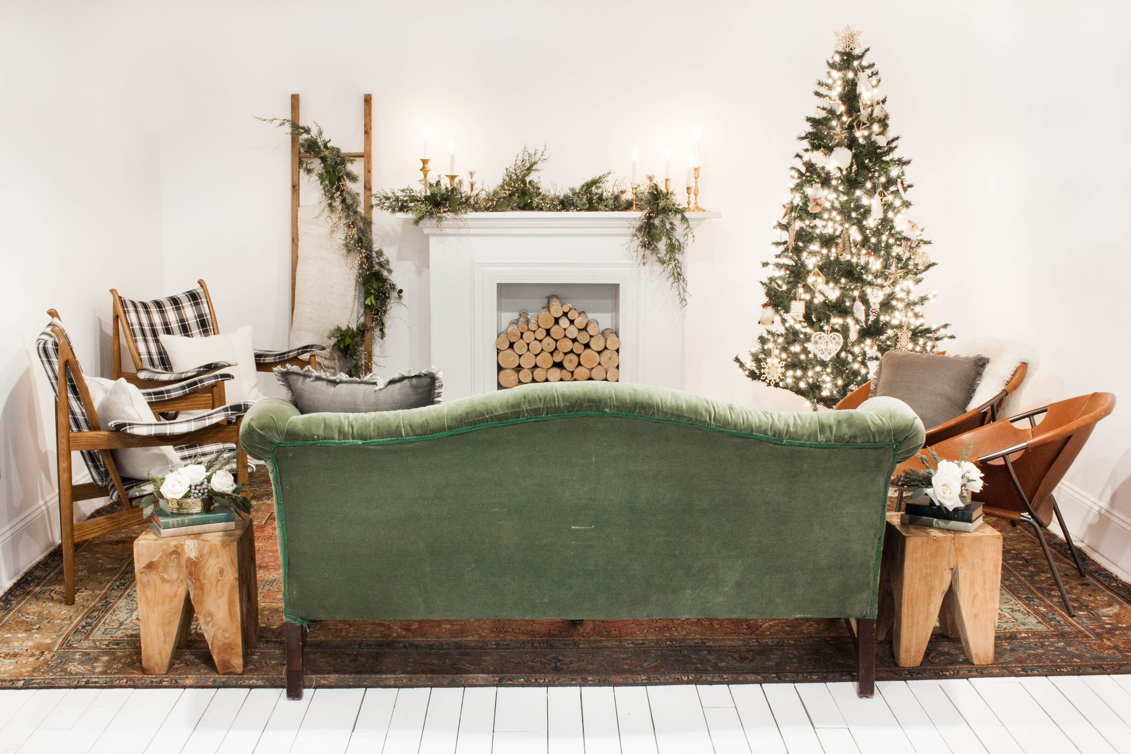 Winter Holiday Scandinavian Inspired Corporate Party Austin Tx Via Birch Brass Vin Danish Modern Furniture Mid Century Modern Furniture Modern Furnishings