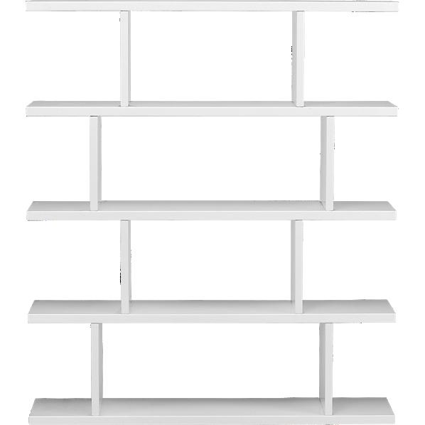 3 14 Modern White Bookcase Reviews Cb2 White Bookcase Bookcase White Bookshelves