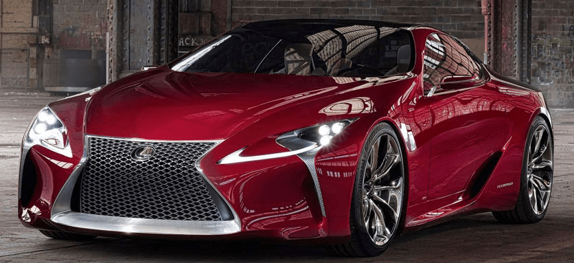 2019 Lexus Lf Lc Redesign Interior And Price 2018 Cars Review