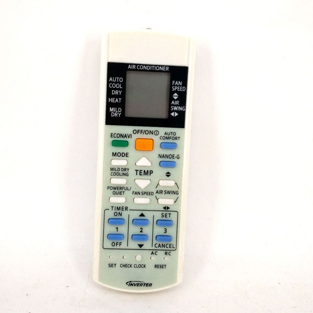 Hot Sale New A75c3300 For Panasonic Air Conditioner Remote Control A75c3208 A75c3706 A75c3708 A Panasonic Air Conditioner Remote Control Electronic Accessories