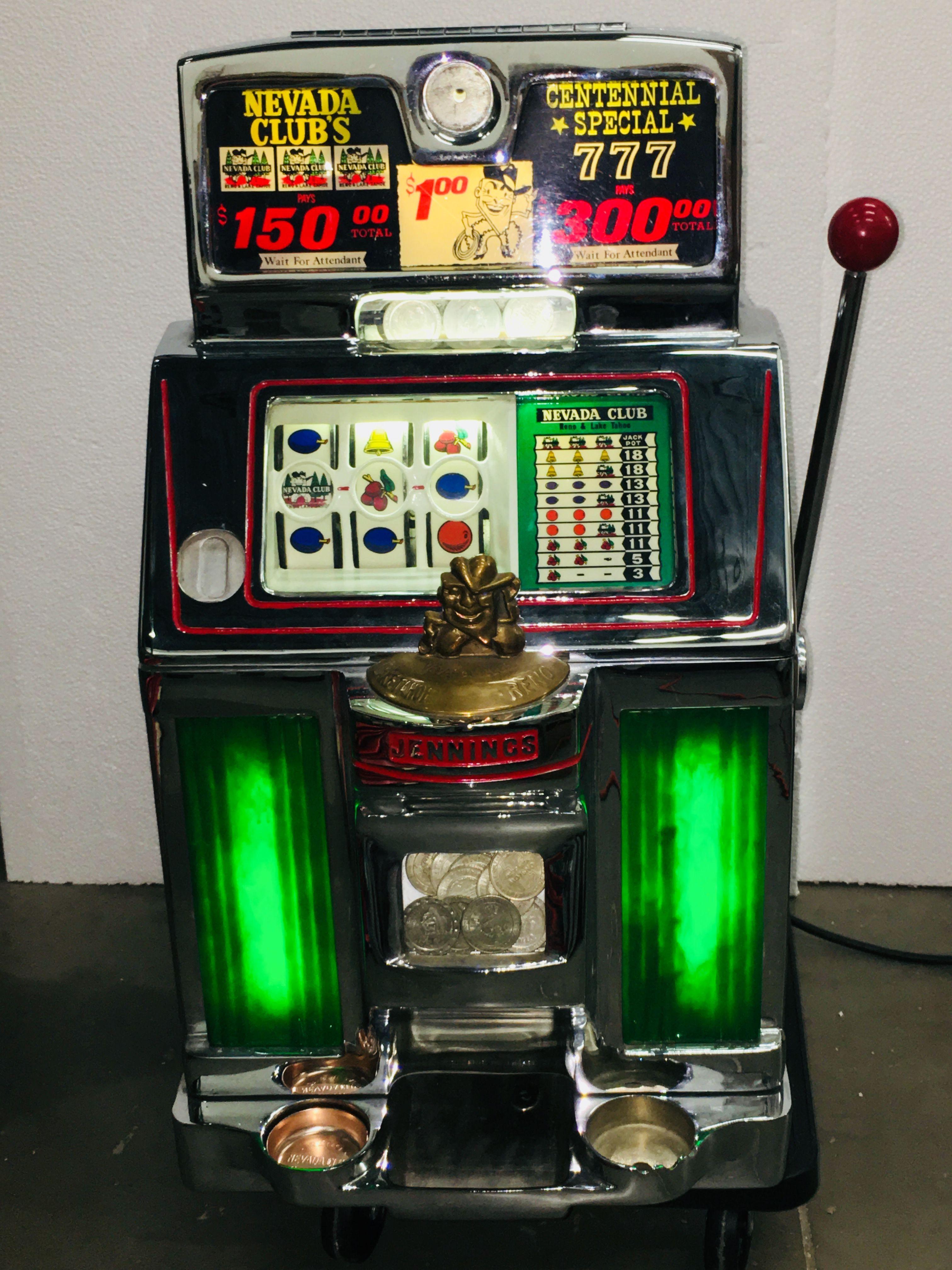 History of jennings slot machines rio slot machine
