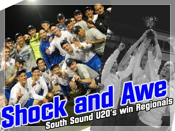 South Sound FC U20's advance to USASA Nationals in Chicago