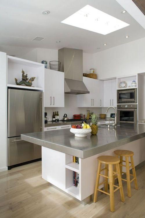 Inspiracion – Casa contemporanea Garfield por (fer) Studio | cocinas ...