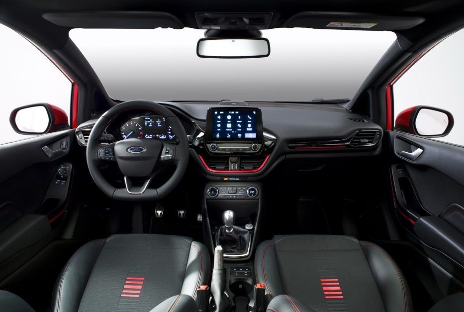 Pin De Future Concept Car Em 2018 Ford Fiesta St New Features And
