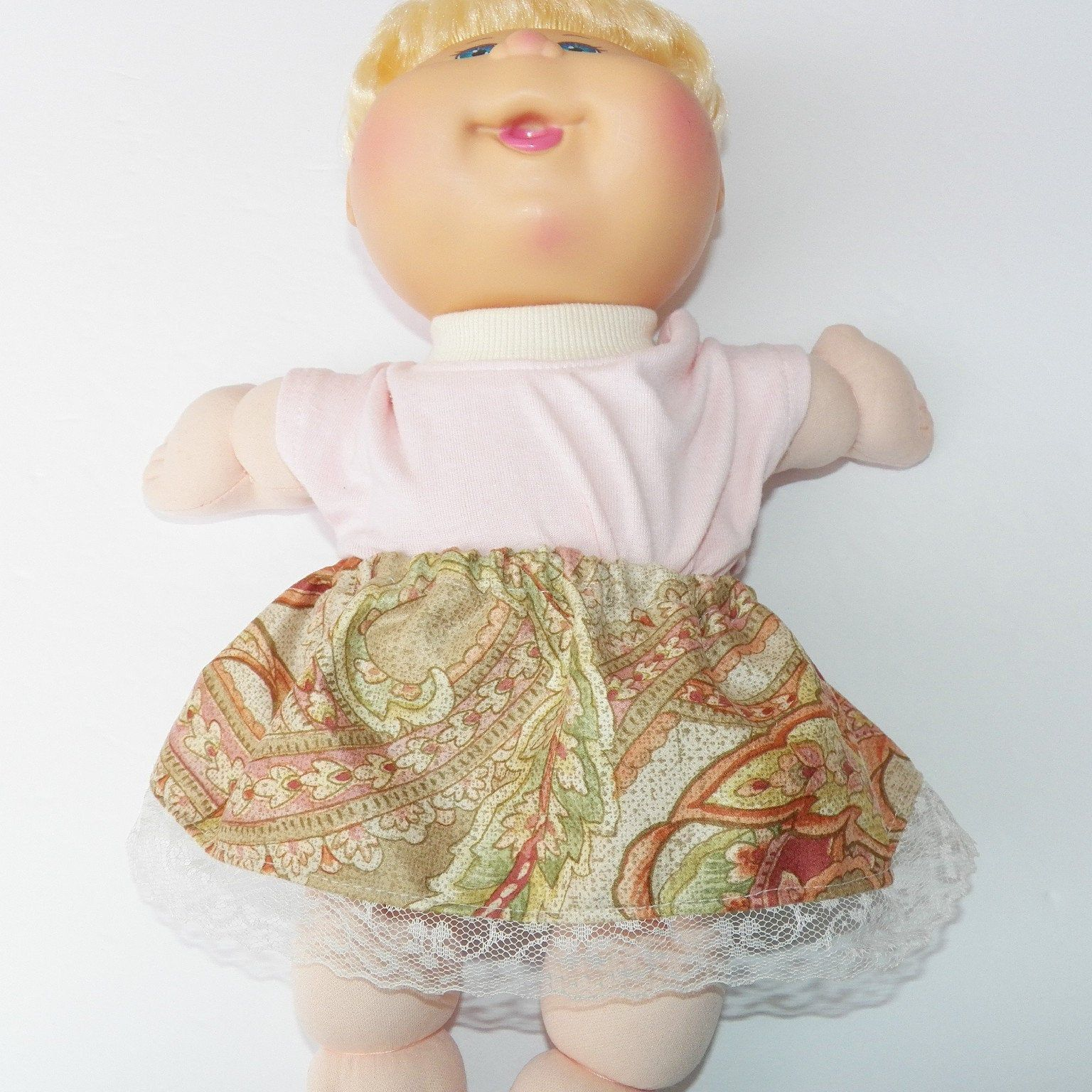 Pin On Cabbage Patch Doll Clothes Kids 16 12 14 Preemie Dolls