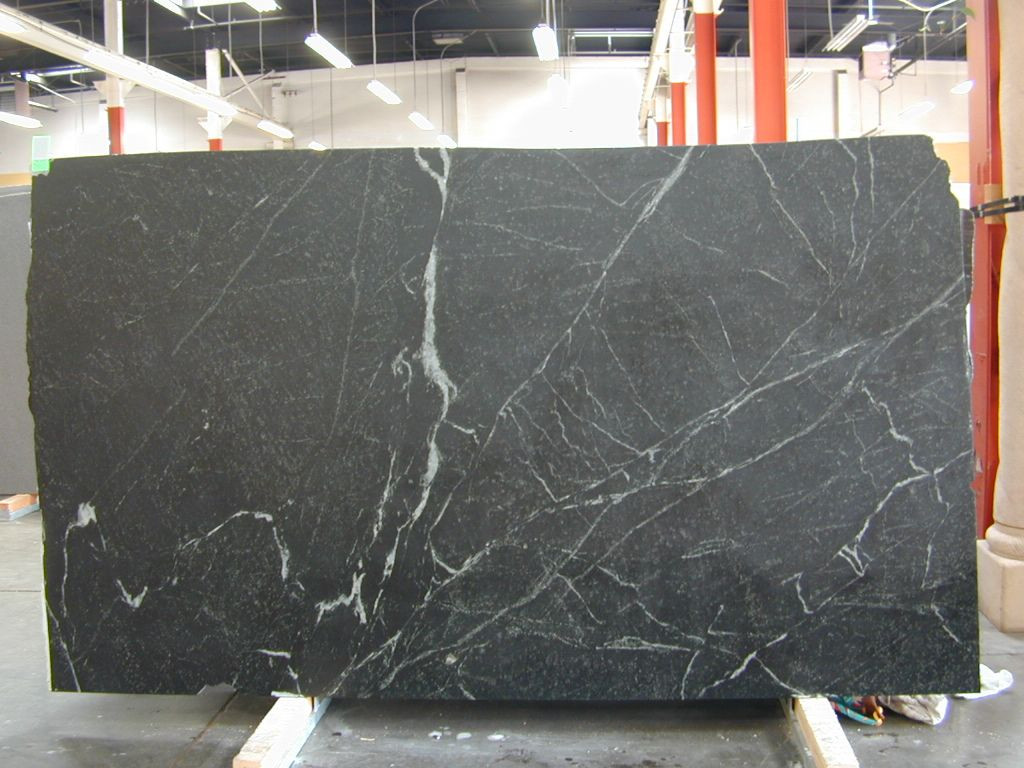 charcoal gray soapstone counter tops | Renovations are tricky ... on