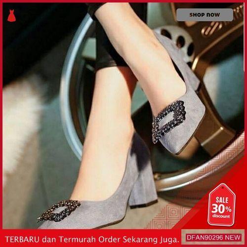 Jual Dfan90296a144 Sepatu N Sandal Amt01x0144 Wanita Hak Tahu