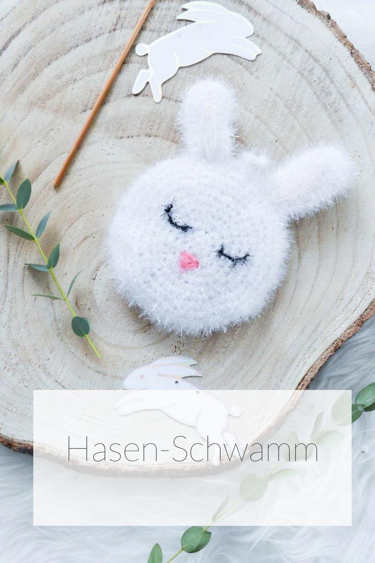 Hasen Schwamm Pinterest Bricolage Paques Crochet Et Pâques
