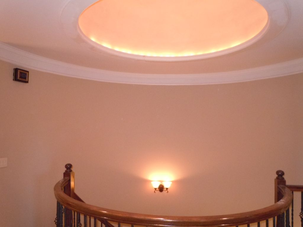 Stair and Dome