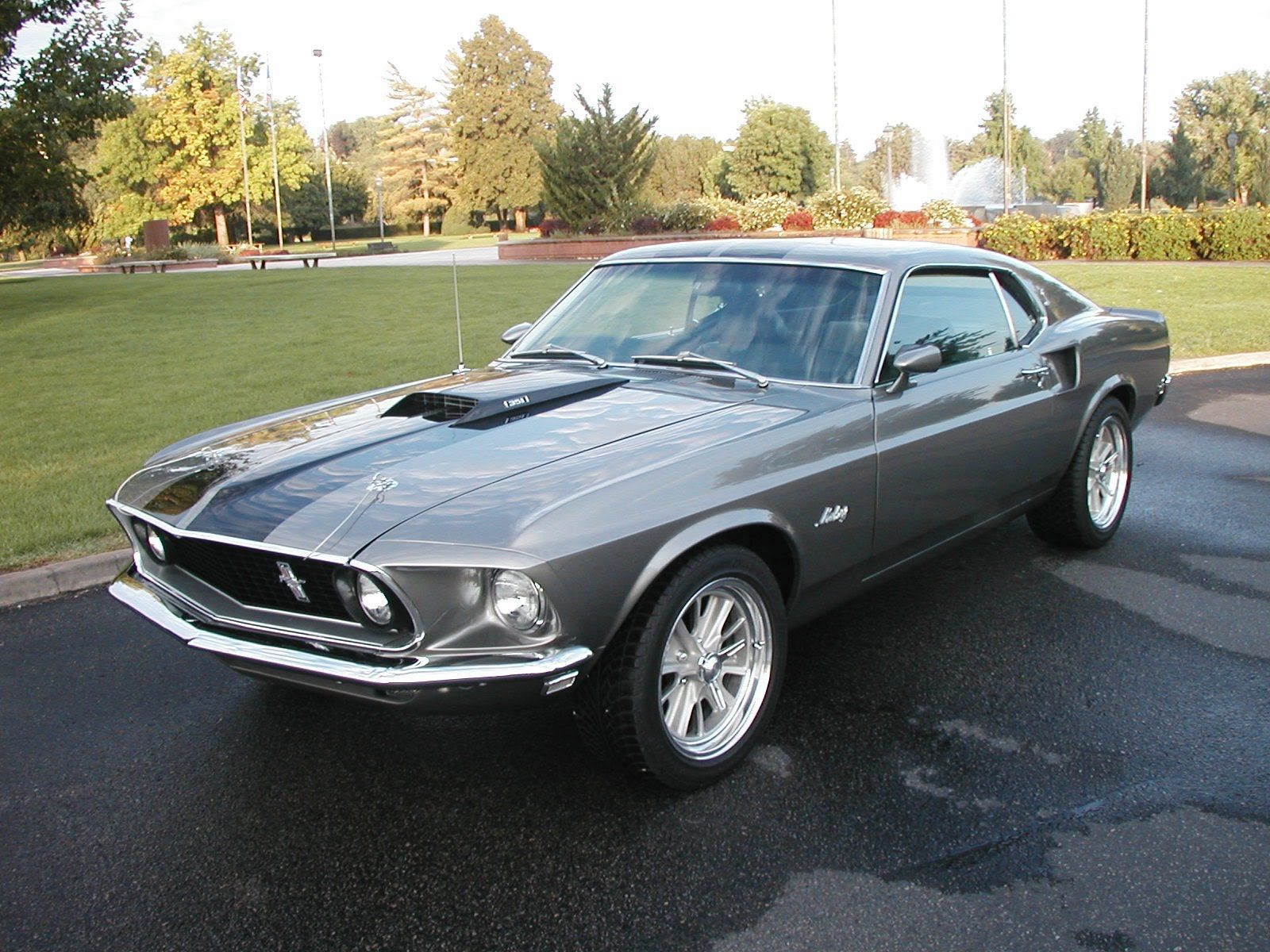 1969 Ford Mustang Fastback Restoration Slideshow Start To Finish