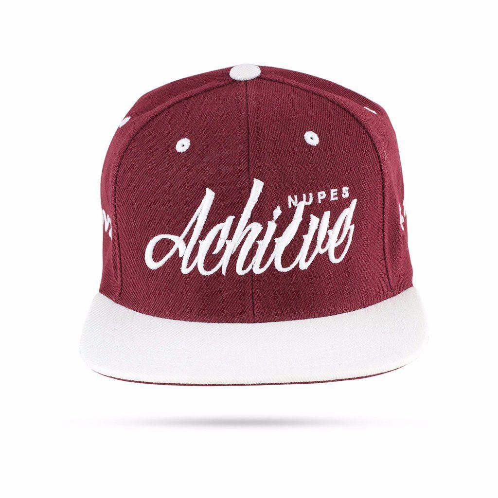 Kappa Alpha Psi Nupes Achieve Snapback Hat f96e56983131