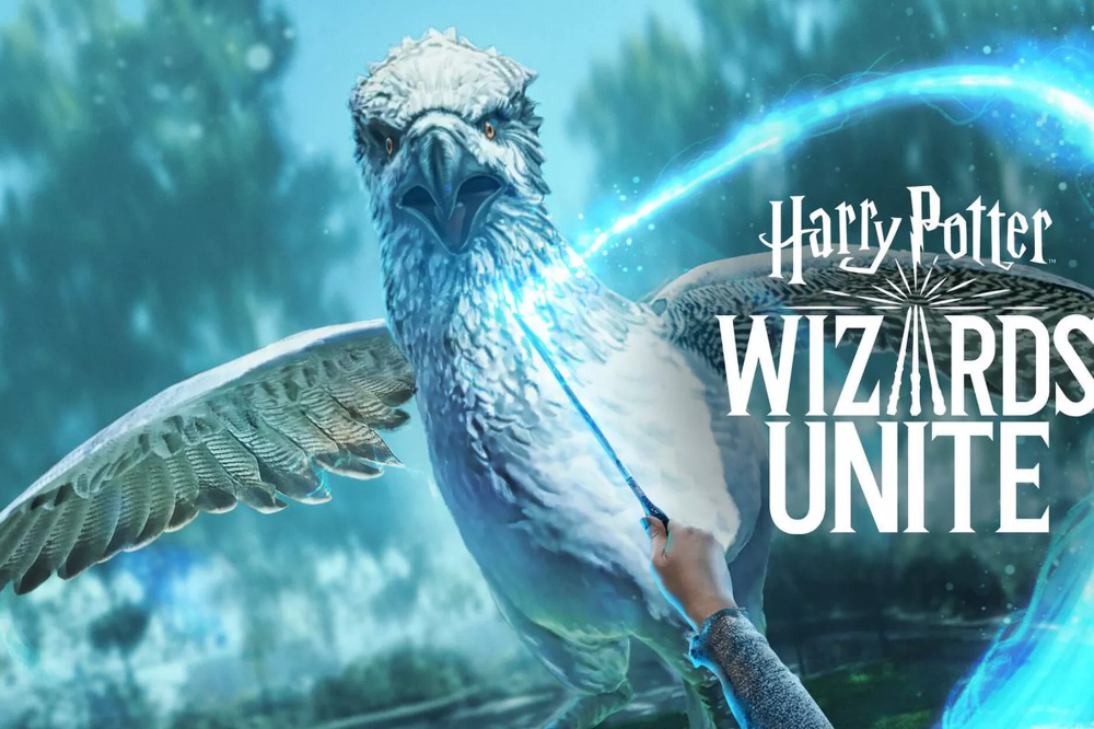 Harry Potter Wizards Unite Is Out Now For Ios And Android In The Us Harry Potter Wizard Harry Potter Games Niantic