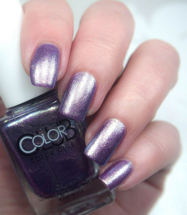 Color Club Retrograde Rising Collection Swatches (Charming Nails ...