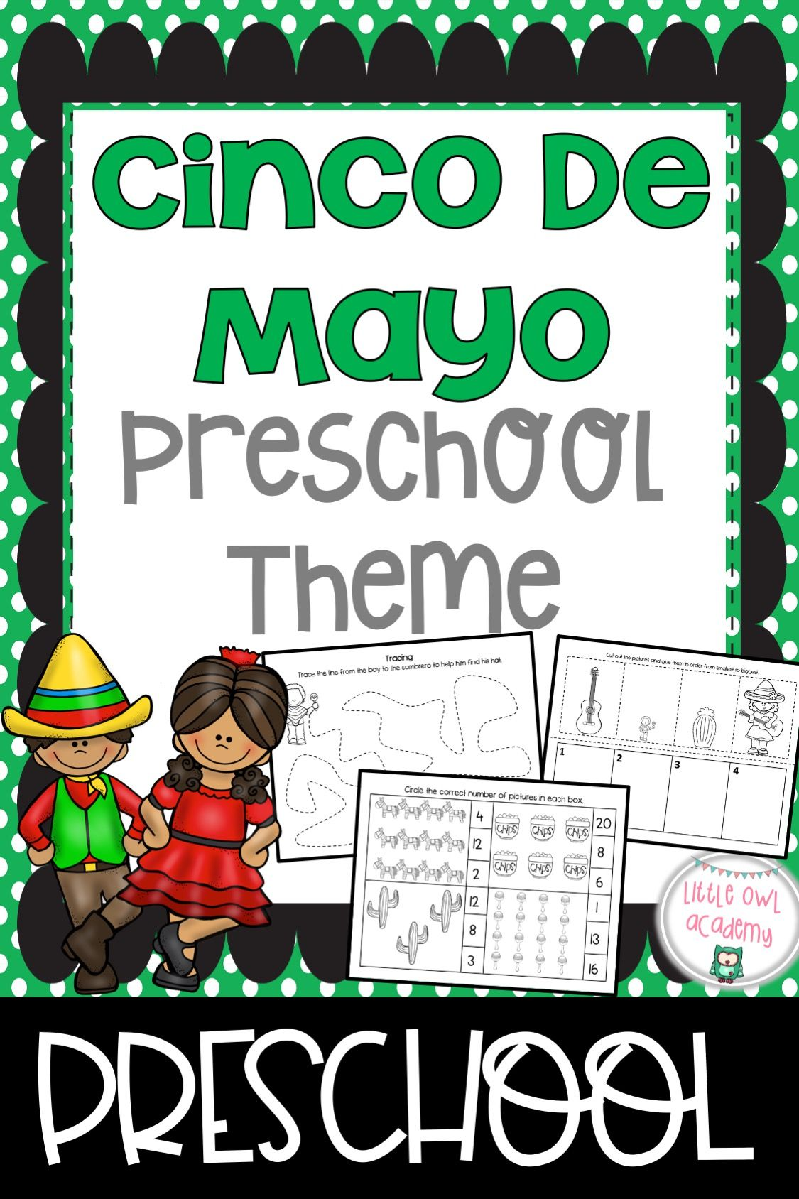 Pin On Little Owl Academy Resources Preschool And Toddler