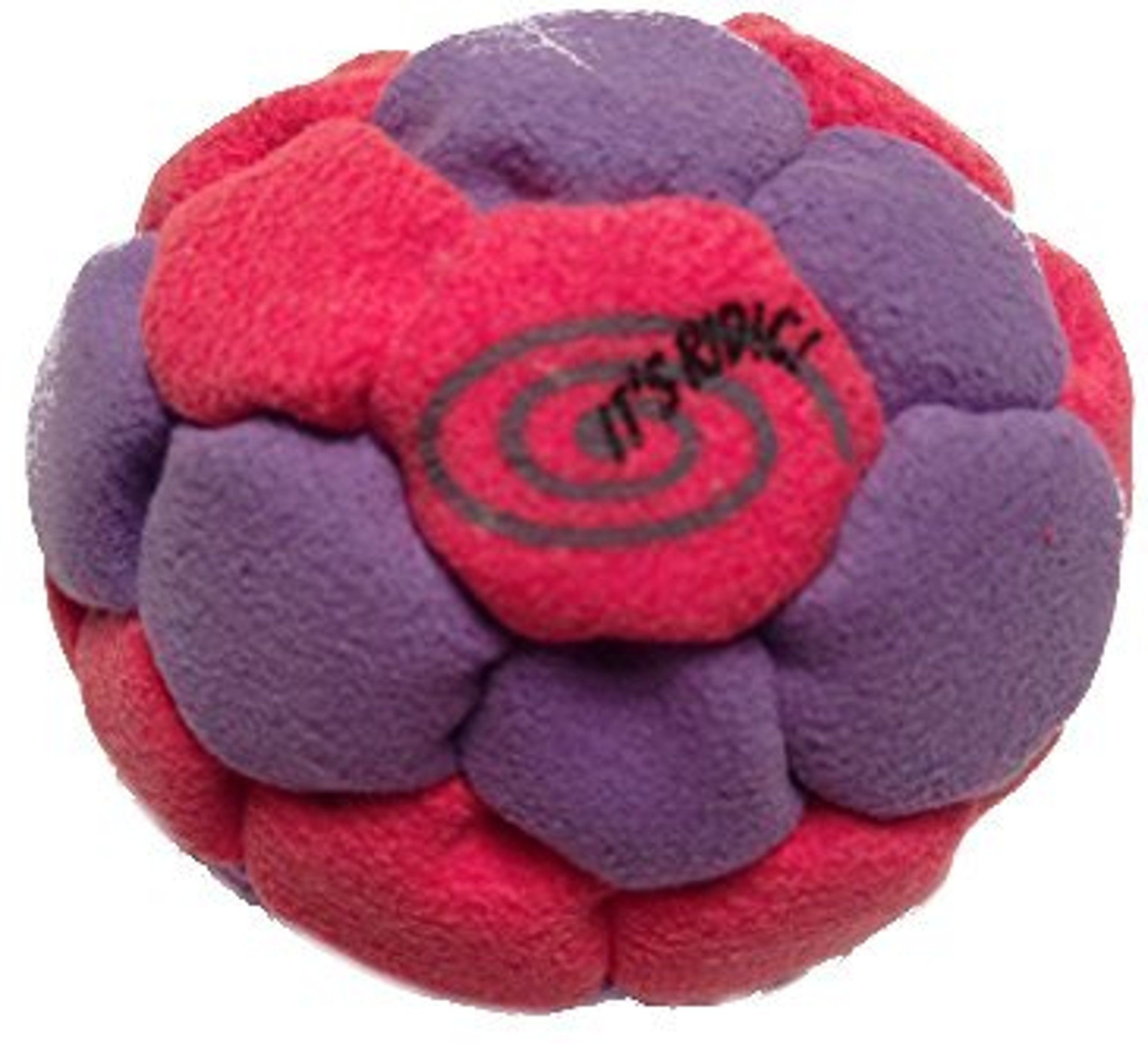 Sand filled footbag / Hacky Sack with 32 panels (With
