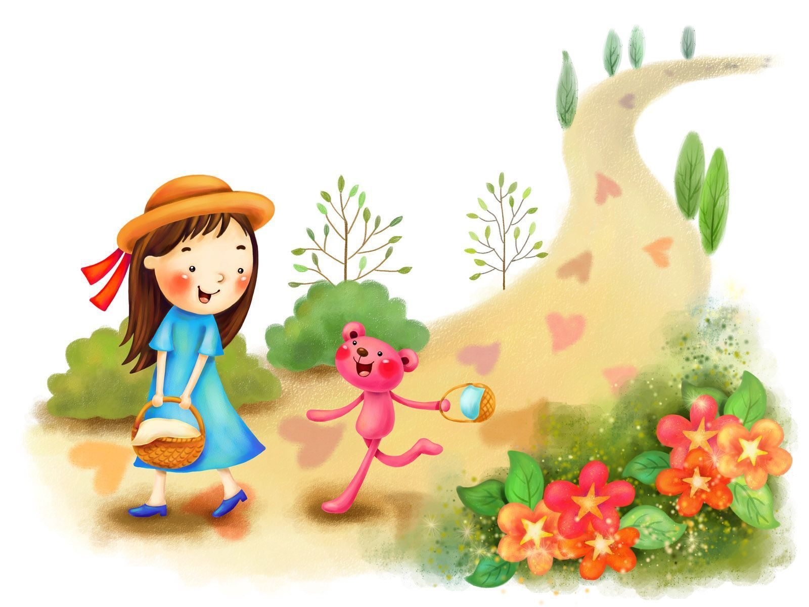 Images Of Cartoon Wallpapers Adorable