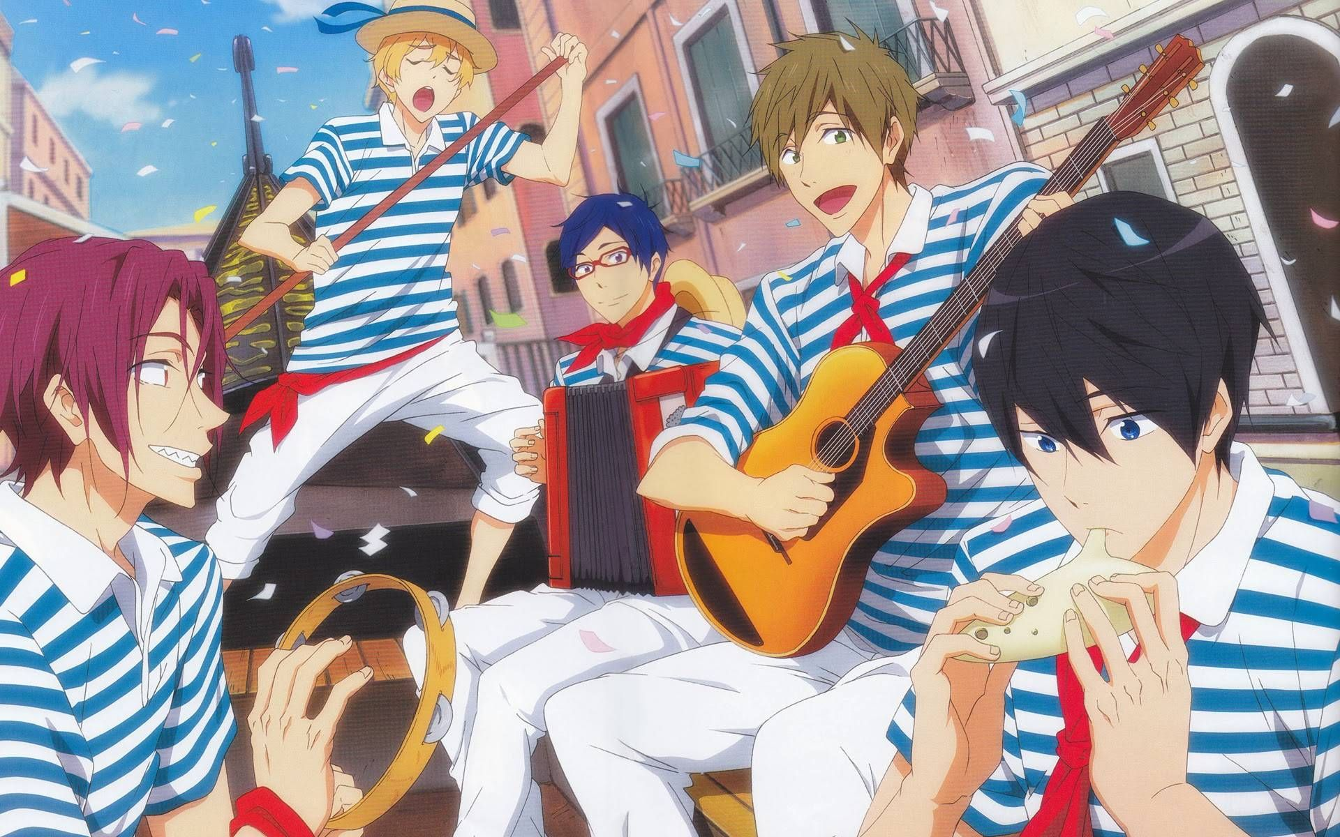 Free Iwatobi Swim Club Wallpaper Google Search