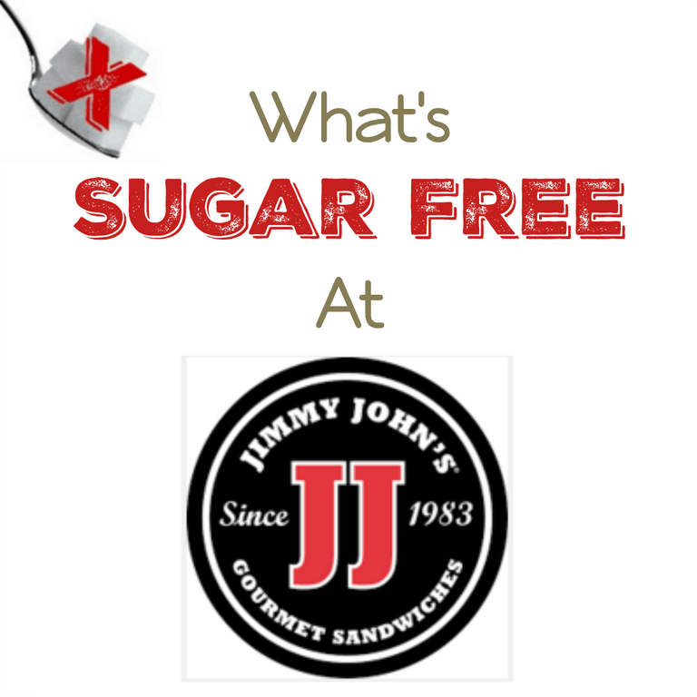 What S Sugar Free At Jimmy John S Http Mysugarfreejourney Com Whats Sugar Free At Jimmy Johns Ketoliving Healt Jimmy Johns Sugar Free Gourmet Sandwiches