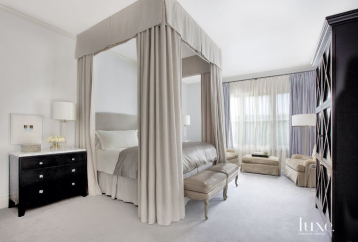 Contemporary Cream Master Bedroom Beautiful Bedrooms