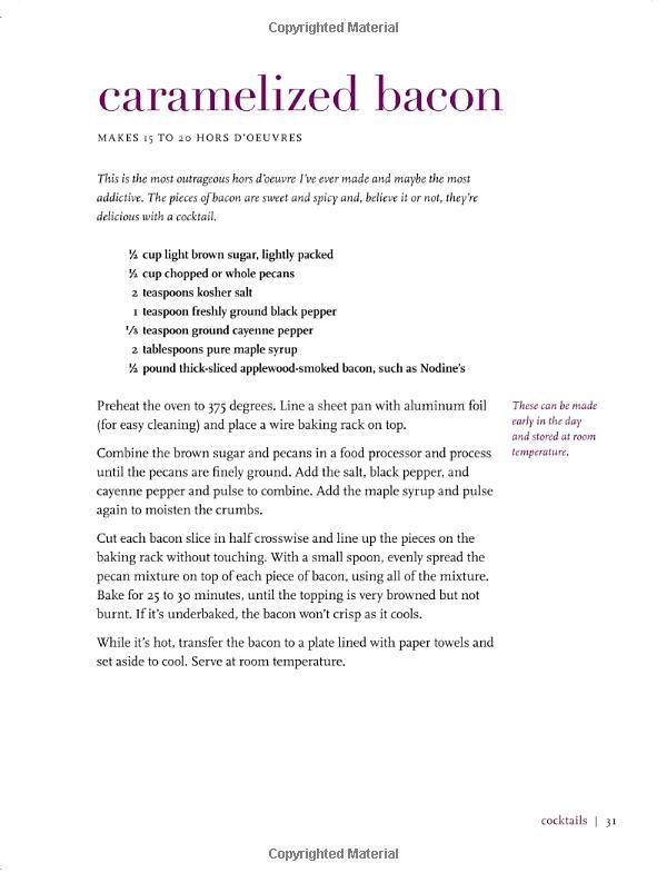 barefoot contessa foolproof recipes you can trust ina garten 9780307464873 amazon - Ina Garten Baked Bacon