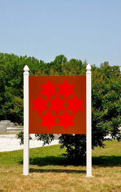 Barn Quilts and the American Quilt Trail: Georgia Pride