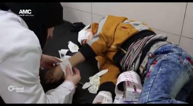 20 ألف طفل شهيد على يد النظام تقرير: نريمان قداش #أورينت #سوريا