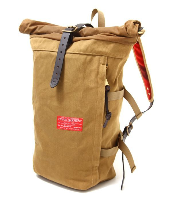 Rakuten: FILSON (Filson) CYCLING BAG (backpack rucksack) - Shopping Japanese products from Japan