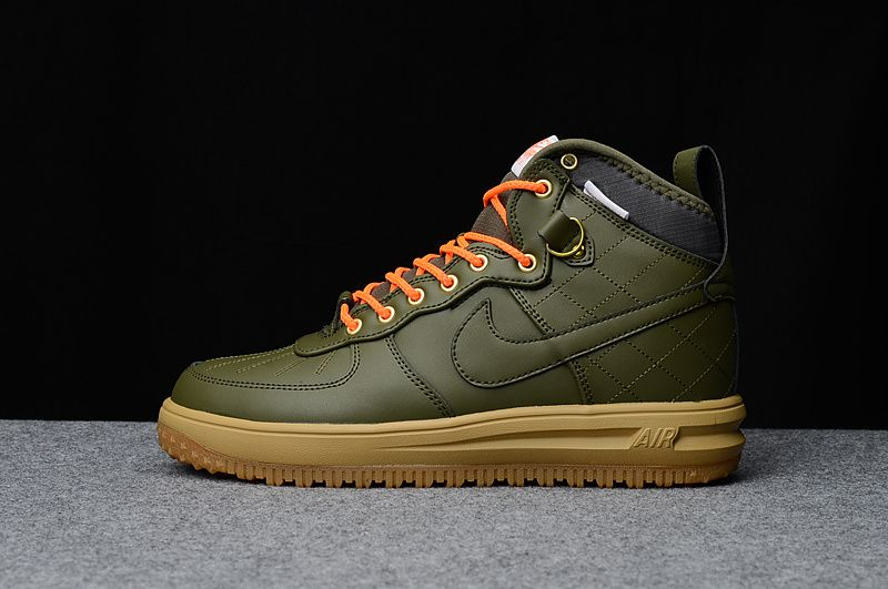 Purchase Nike Air Force 1 AF1 Platypus Army Green  e369deadf2d4