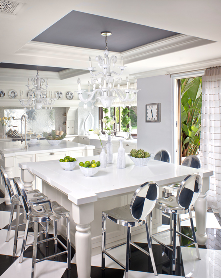 Superbe Kardashian Kitchen