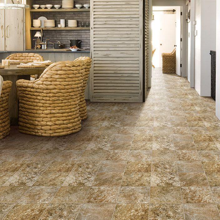 Resilient Floors Sensible, Carefree Floor Mannington