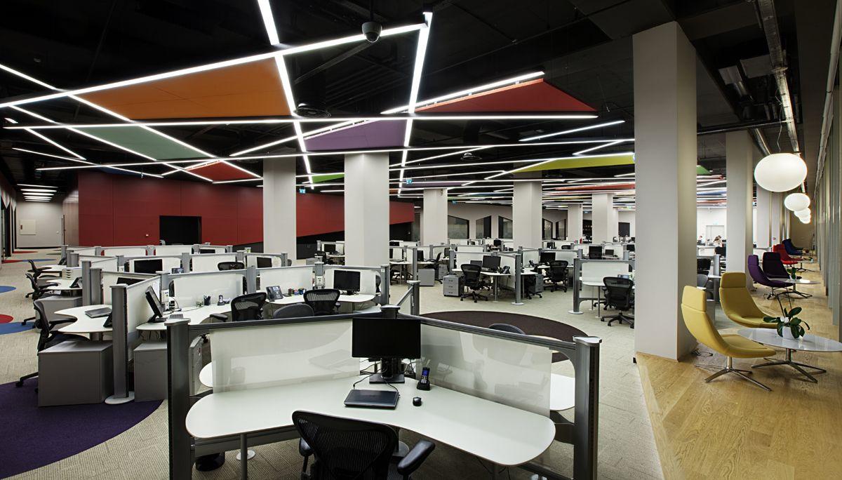 open office ceiling decoration idea. Ebay\u0027s Istanbul Office Eby19 - I Love The Ceiling! Open Ceiling Decoration Idea O