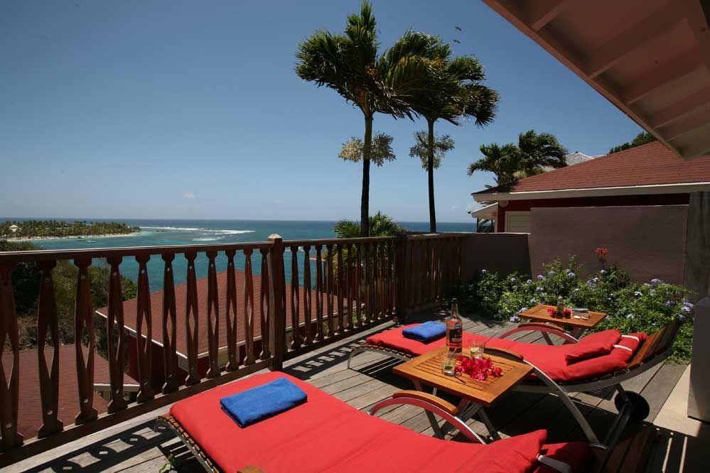 Terrasse Toubana Hôtel \ Spa - en Guadeloupe Pinterest Voyage