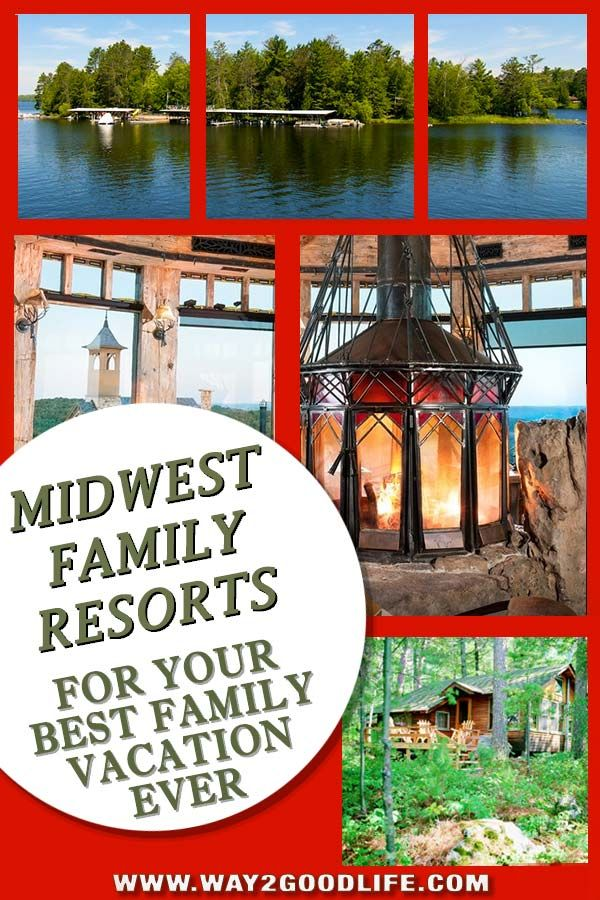 Midwest Family Resorts For Your Best Family Vacation Ever Road - Midwest family vacations