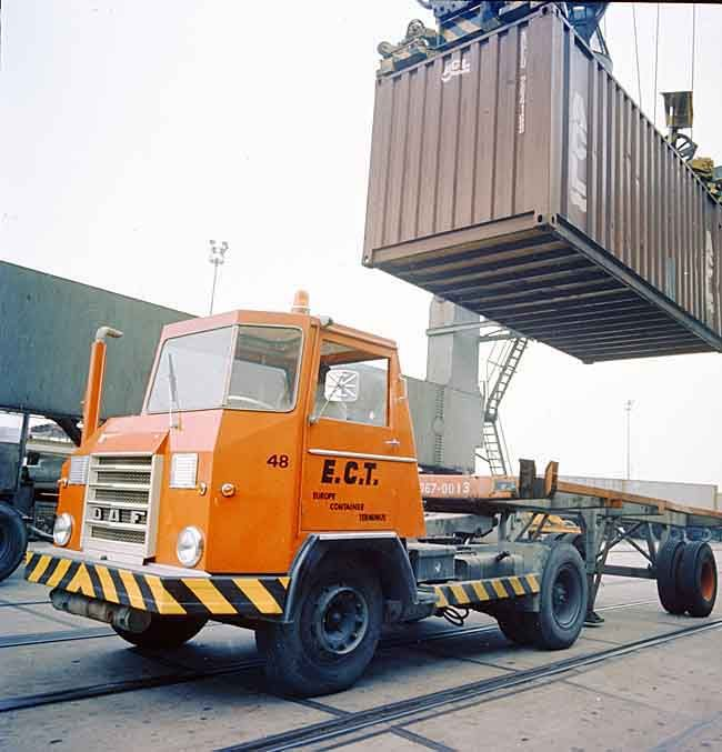 DAF Terminal trekker ECT Rotterdam  Google zoeken