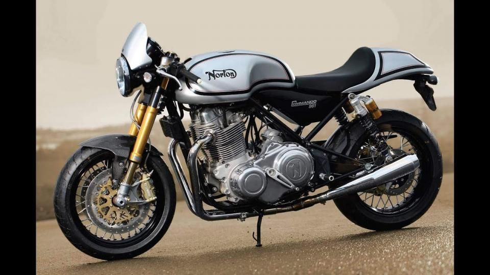Two Wheeled Wonders The Best Looking Classic Bikes Ever Norton